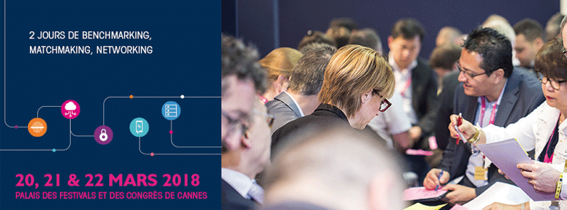 Meet us at IT & IT SECURITY MEETINGS in Cannes on March 20/21/22, 2018